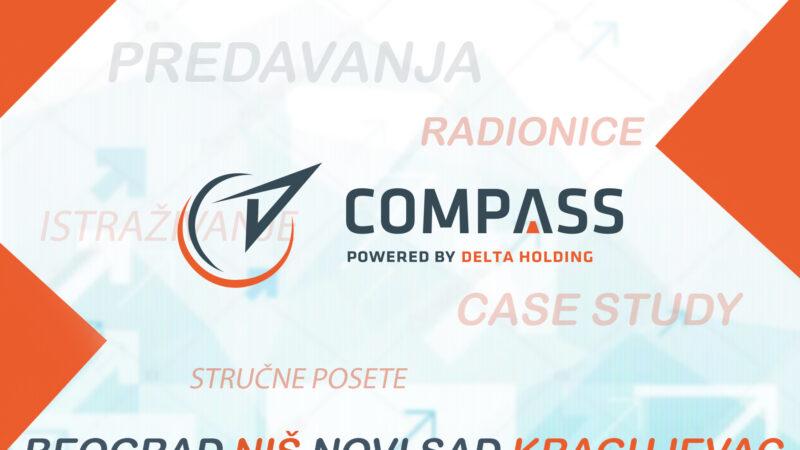 Otvorene prijave za obrazovni program Compass